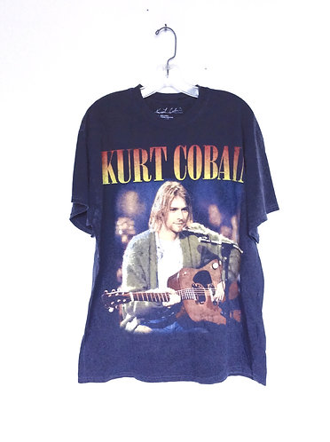 Kurt Cobain Tee Shirt Dress