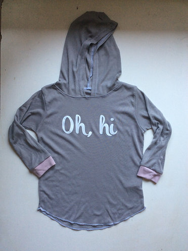 Oh,hi Children's Hoodie Pullover size 2T