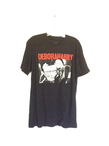 Deborah Harry Newspaper T Shirt
