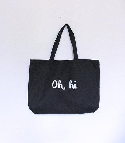Oh, hi ( Ojai ) Tote Bag