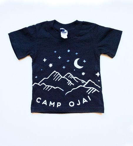 Camp Ojai Baby T-shirt