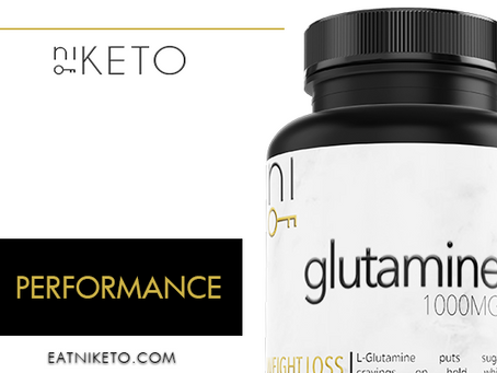 niKETO supplement : PERFORMANCE