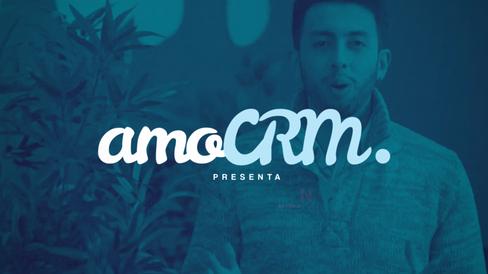 "AmoCRM Video Evento ""amoempreender"""