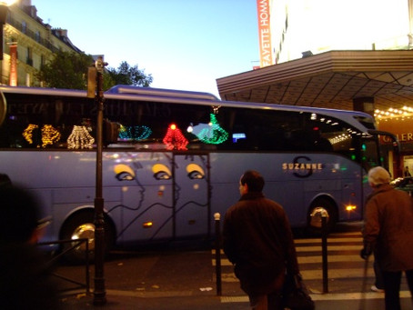 A Bus Called Suzanne