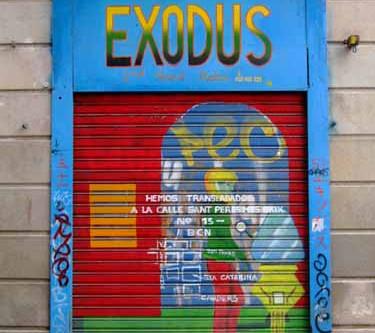 EXODUS: Movement of JAH People!