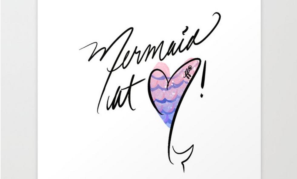 Mermaid at Heart (script)