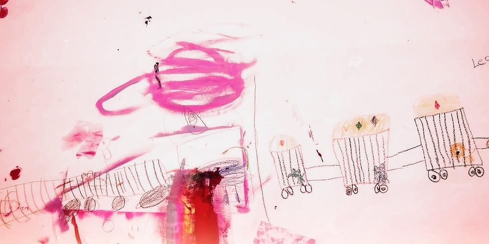 Falling for Art - Upper Elementary