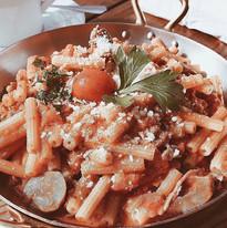 В Италии макароны не подают на гарнир, т