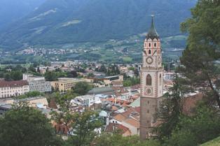 Пешие прогулки, или как Мерано может стать вашим любимым городом