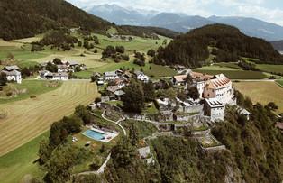 Замок-отель Sonnenburg: путешествие во времени