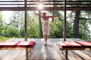 5 йога — отелей в Южном Тироле