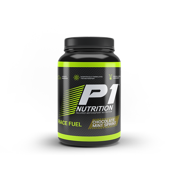Chocolate Mint Sprint Race Fuel P1 Nutrition