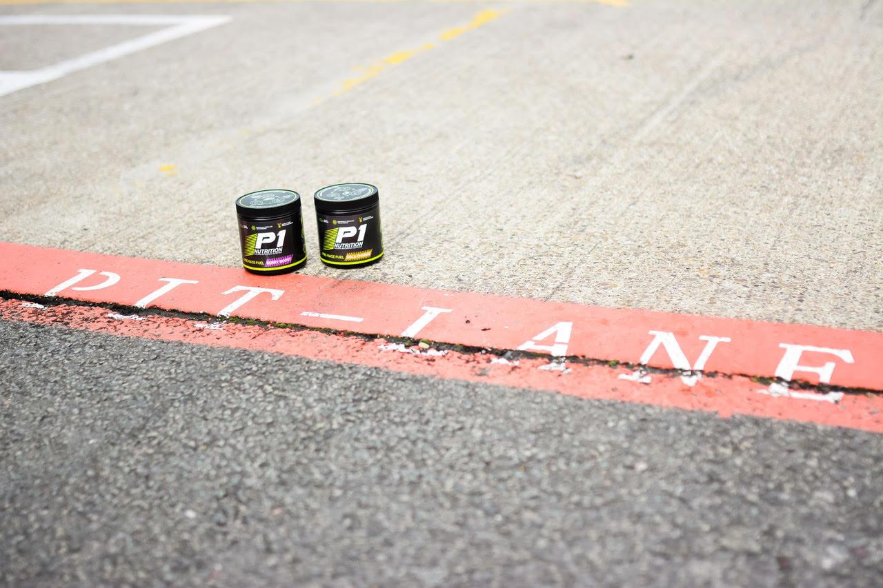 P1 Nutrition Pre-Race Fuel