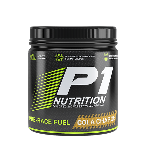 Cola Charge P1 Nutrition Pre Race Fuel