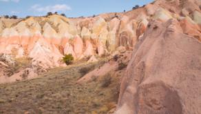 Kızılçukur Vadisi - Kapadokya