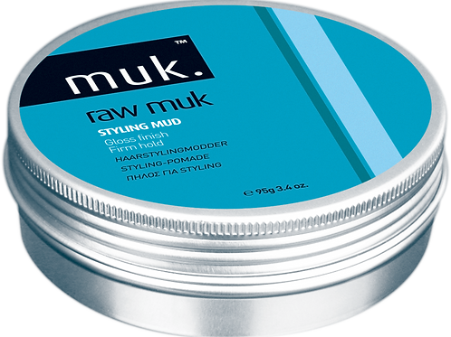 Raw Muk Gloss Finish Styling Mud