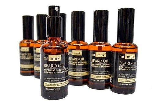 Mr Muk Beard Oil