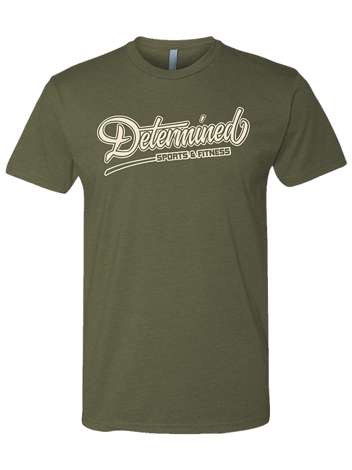 Official Determined Tee