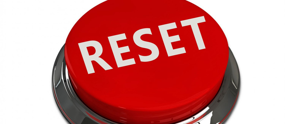 Great ways to reset your body!