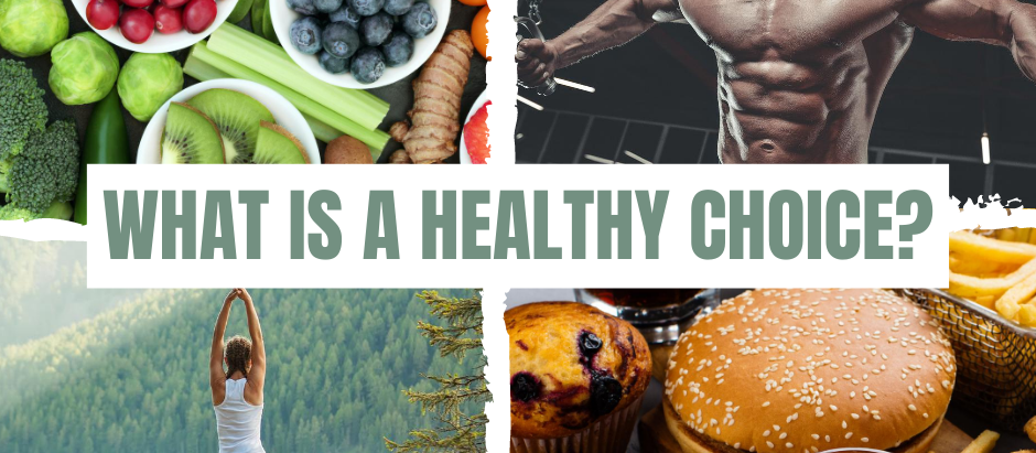 What is a 'Healthier Choice'