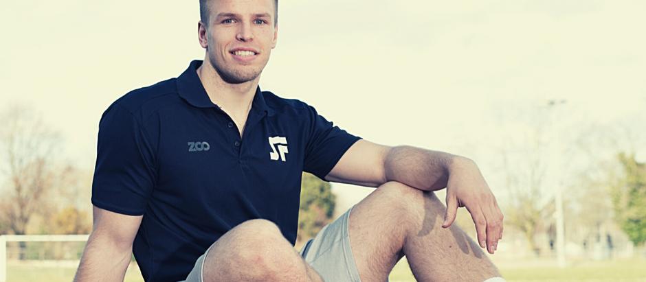 Personal Trainer Focus : Sam Sterling
