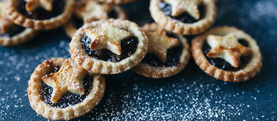 'USE,' don't 'AVOID' those valuable Christmas calories!