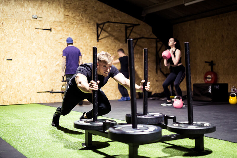 Sterling Fitness, Personal Trainer in Canterbury