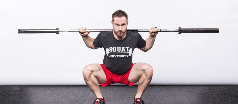 Why do you back squat?