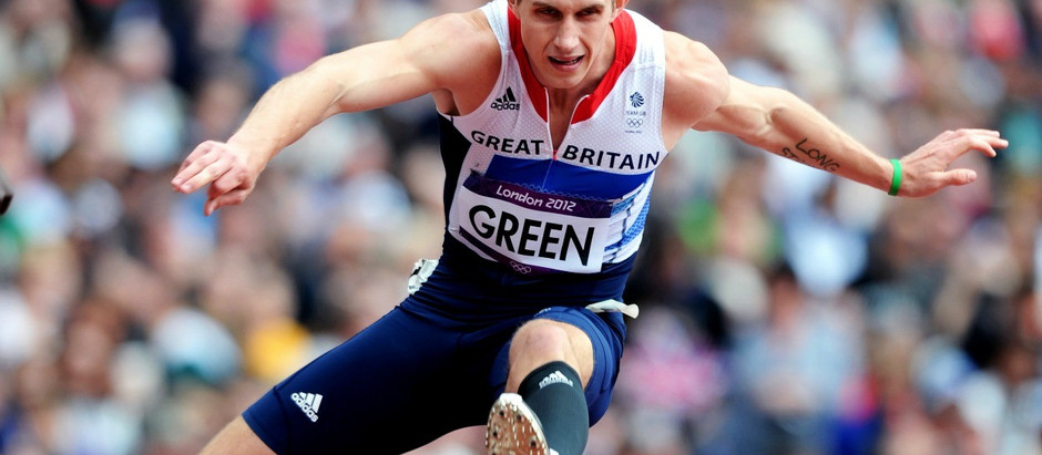 Jack Green: The life of an Olympian.