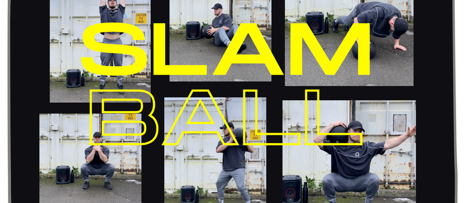 5 Reasons You need a Slam ball in your home gym