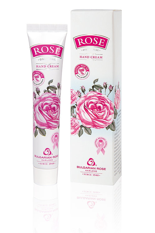 ROSE ORIGINAL Hand Cream