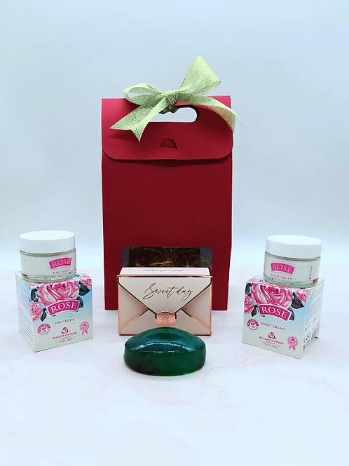 Valentine's Day Gift Set- Self Care Routine