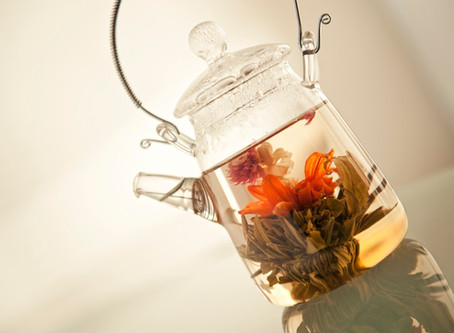 Blooming Tea and its origins (History of Blooming Tea) 05/10/2020