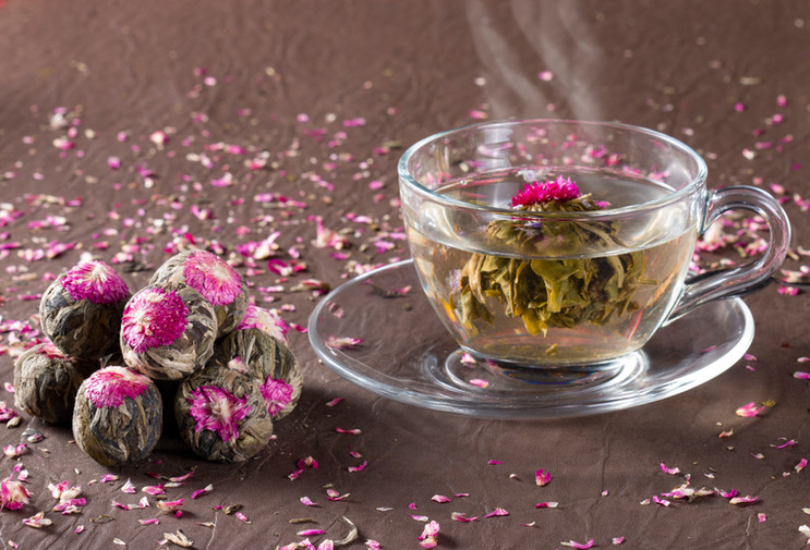 P_jasmine blooming tea and cup.jpg