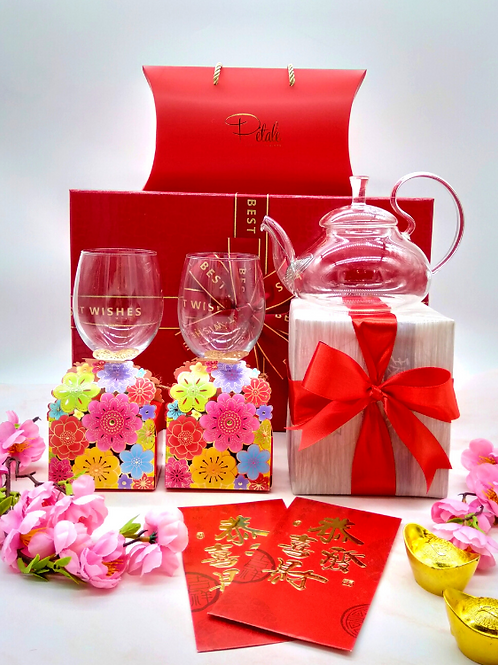 CNY Gift Set- Blooming Prosperity