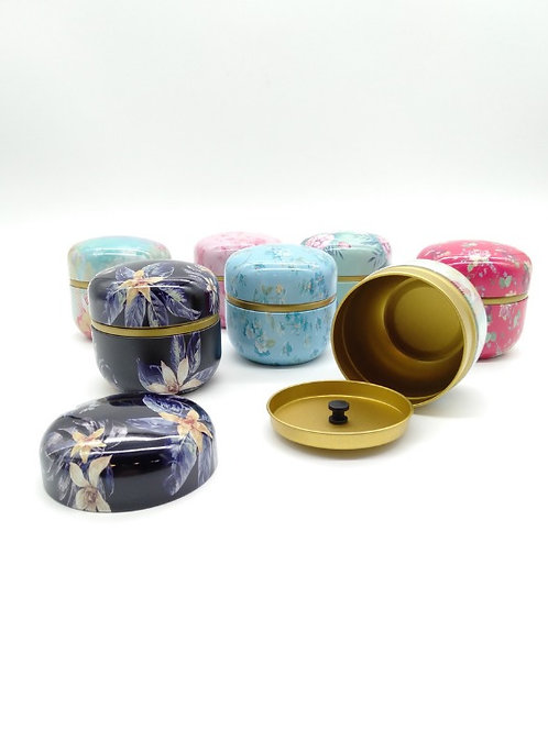 Japanese Style Limited Edition Tea Tins