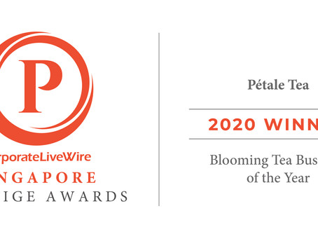 We did it! - Corporate Live Wire Singapore Prestige Awards 2020 30/10/2020