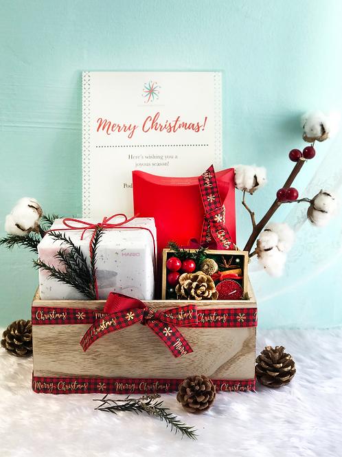 Christmas Hamper- Yuletide Blessings