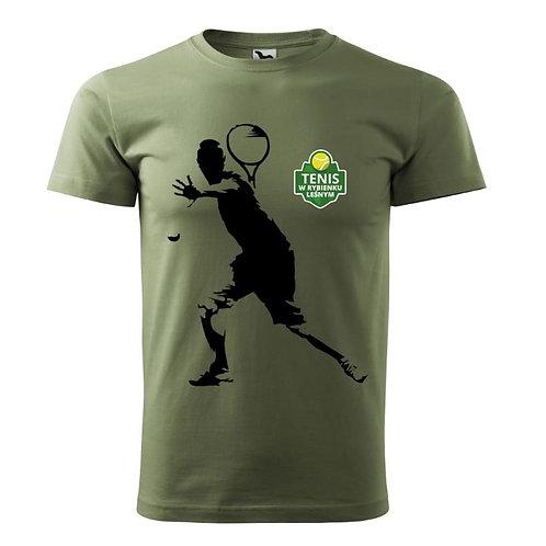 Pamiątkowy T-Shirt  z III Mistrzostw Wyszkowa pod patronatem Burmistrza w 2021