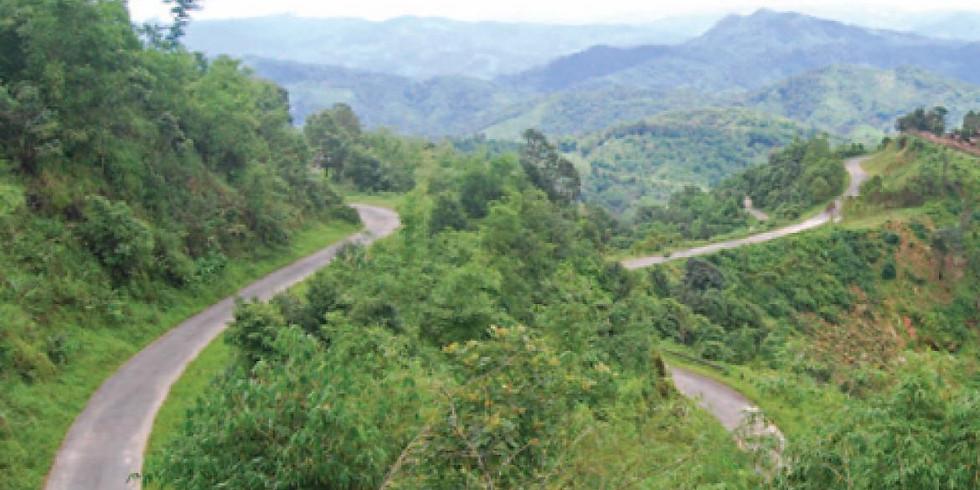Thandaung Gyi Mountain Run  - REGISTRATION COSTS DROPPED!