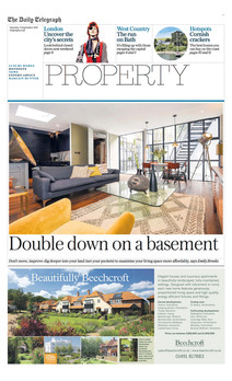 Telegraph Property News