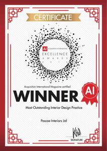 Pascoe wins AI award