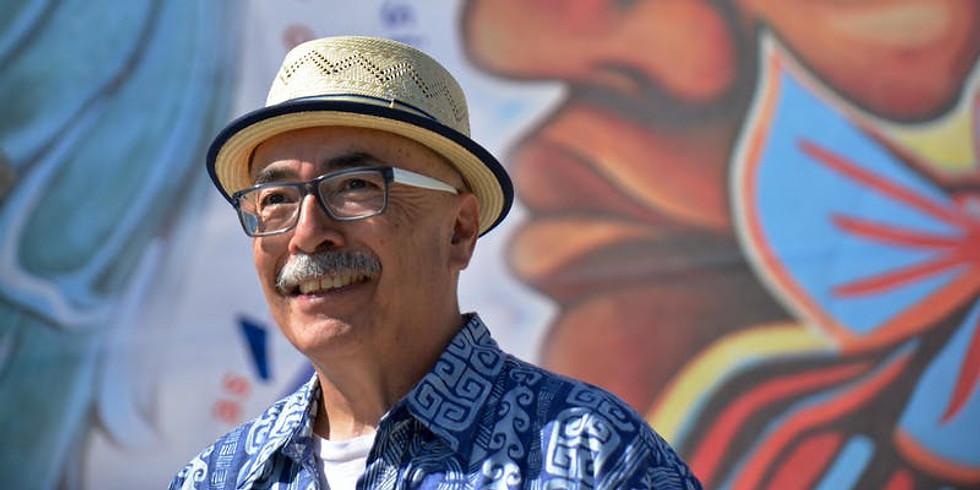 CREATIVITY FOR CHANGE ~ CalPoets' 2019 Statewide Symposium with Juan Felipe Herrera