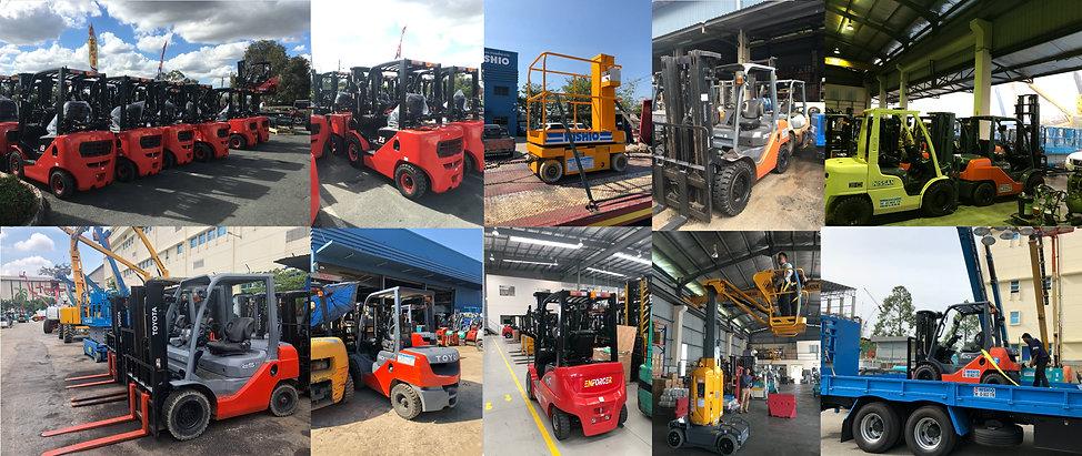 Second Hand Forklift Sales Selangor