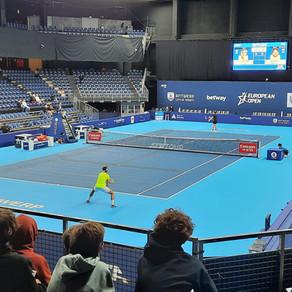 Uitstap European Open Tennis