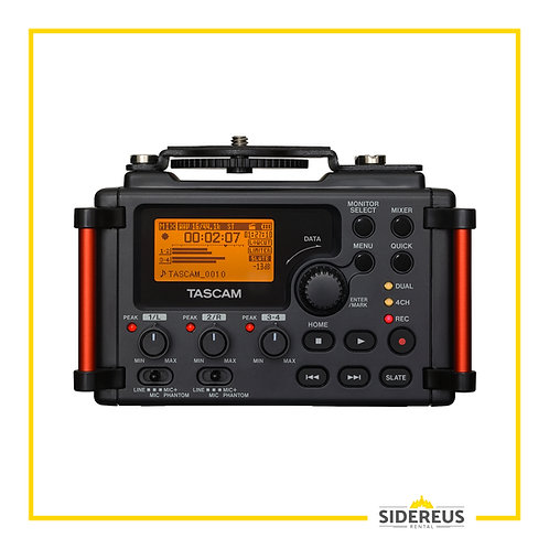 Recorder Audio Tascam DR-60D MKII