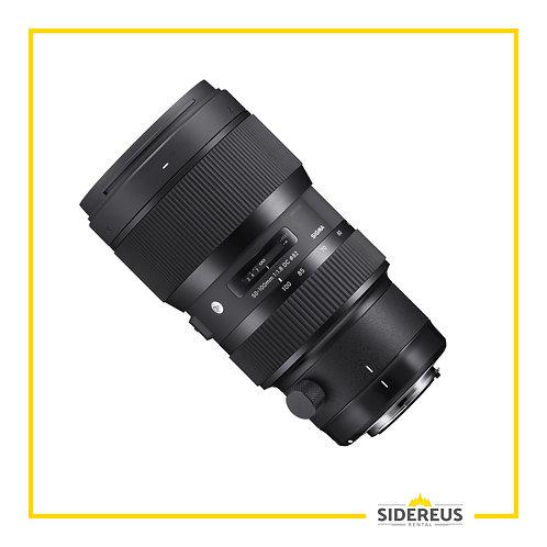 Sigma 50-100 F/1.8