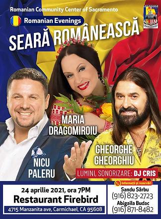 Seara Romaneasca 2021