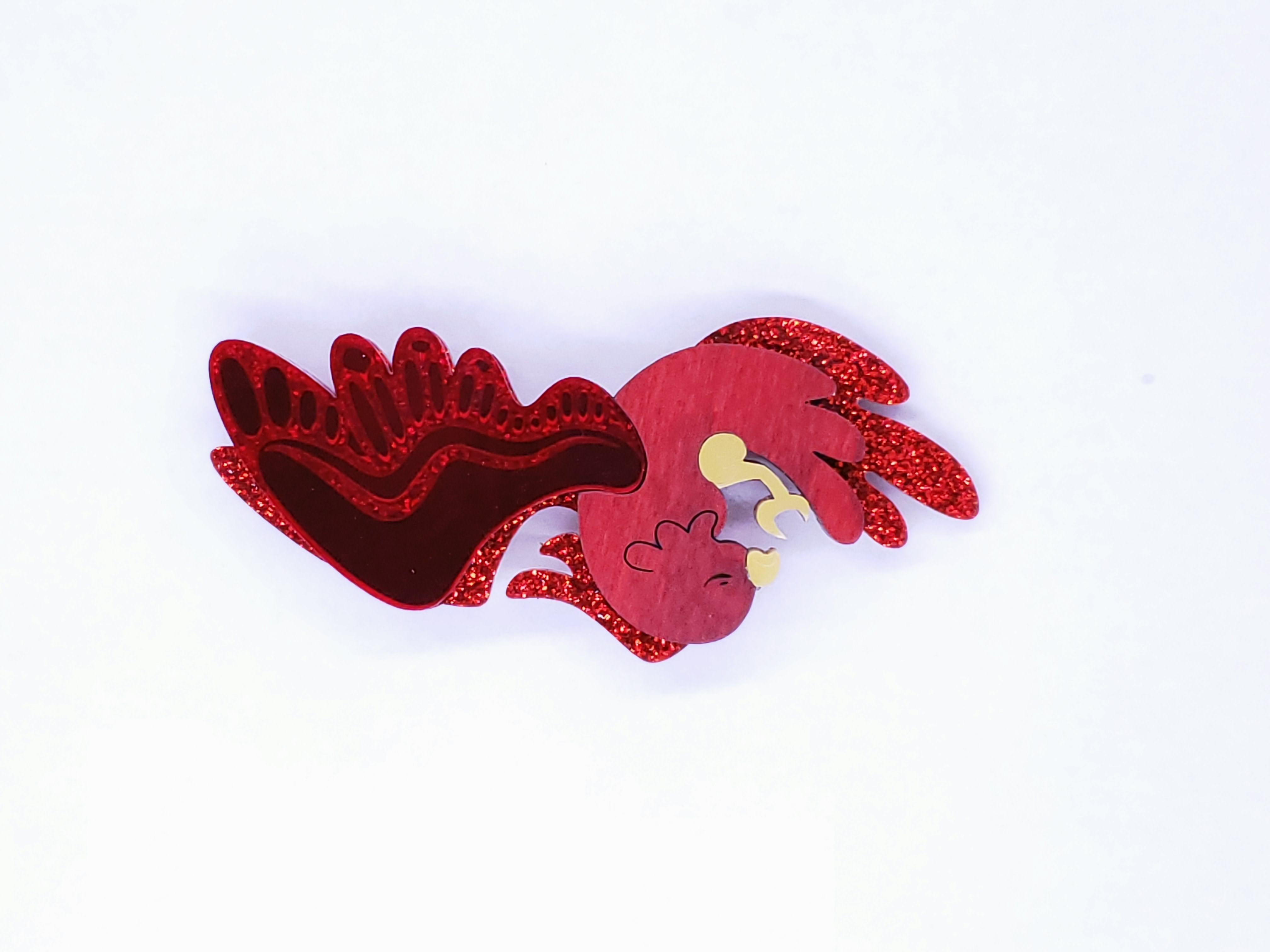 Phoenix Pin
