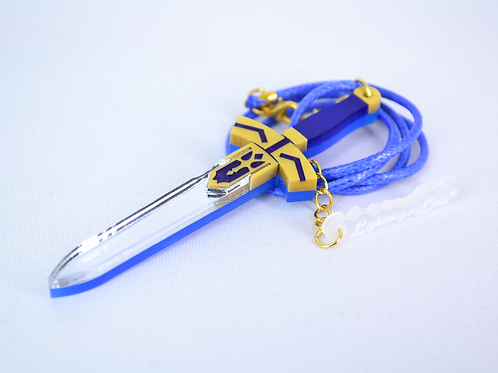 Fate: Grand Order - The Sword Excalibur Necklace